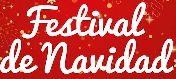 Preparados ! Listos y mañana tenemos Festival de Navidad 2018!